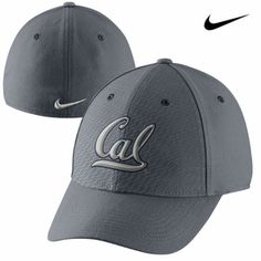 45c6f44c3 California Golden Bears Nike Legacy 91 Superfan Flex Hat - Charcoal - Click  to enlarge California