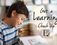 On Our BLOG:  For many students, a Learning Check Up is as essential as a yearly vision screening. Identifying and addressing an underlying weakness in reading or comprehension, preventively, can make all the difference for a successful school year!