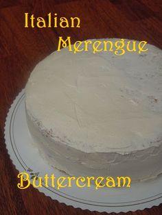Kakkumonsteri: Italian merengue buttercream