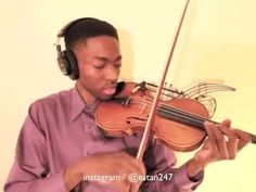 (Violin) Prayer in C - Lilly Wood & Robin Schulz (Eric Stanley) - YouTube