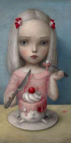 Eye Candy / Nicoletta Ceccoli ♫ Mark Ryden • Bobby Chiu