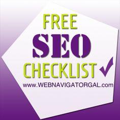 Need SEO Help? | 10 Step Easy SEO Checklist