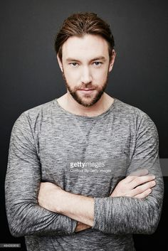 Actor Lee Jones from FX's 'The Bastard Executioner' poses in the Getty Images Portrait Studio powered by Samsung Galaxy at the 2015 Summer TCA's at The Beverly Hilton Hotel on August 7, 2015 in Beverly Hills, California