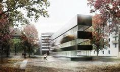ETB Studio, City council of Carrouge, Carrouge, Suiza