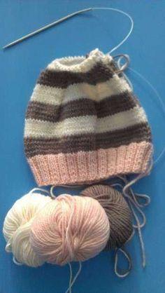 IMAG1409kl                                                                                                                                                                                 Mehr Knitted Hats, Knitting For Kids, Baby Knitting Patterns, Loom Knitting, Crochet Patterns, Crochet Pullover Pattern, Knit Or Crochet, Crochet Baby, Patterned Socks