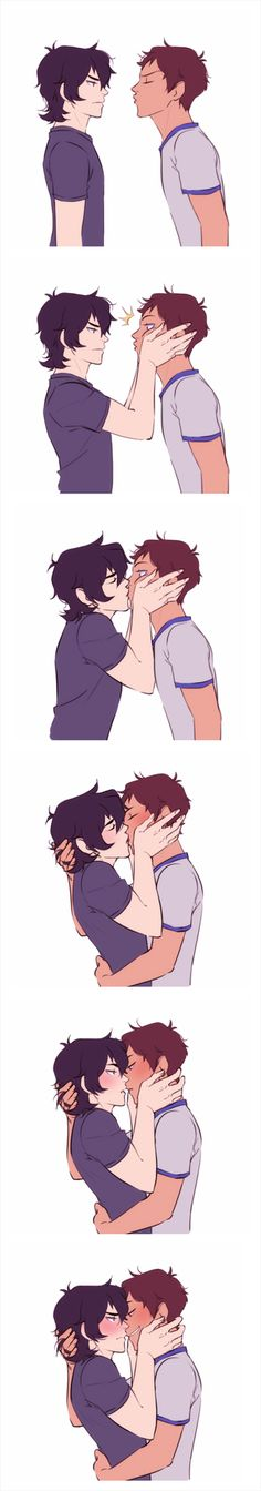I love Klance ;3 ❤️ Rated PG for pretty gay. comics and art from one … #random Random #amreading #books #wattpad