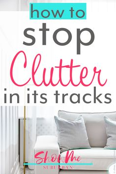 Looking for tips to create a clutter-free home? Struggling to keep up with your home organization? These do's and don'ts will help you organize and declutter your bathroom, kitchen, bedroom, closet, and your whole home. Game Organization, Refrigerator Organization, Kitchen Organization, Organizing, Organized Bedroom, Organized Kitchen, Clutter Free Home, Bathroom Cleaning Hacks, Declutter Your Home