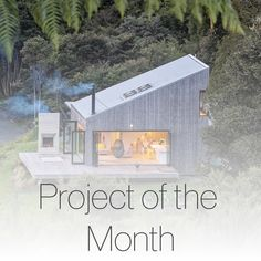 At ArchiPro, we highlight a spectacular project every month. Each Project is unique, but all located in New Zealand. Architectural Design Studio, Unique Architecture, New Zealand, Tiny House, Patio, Country, Highlight, Outdoor Decor, Projects