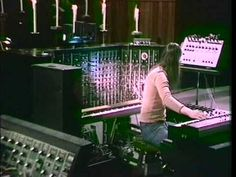 Tangerine Dream - Live at Conventry Cathedral 1975 80s Music, Piano Music, Dance Music, Music Songs, Music Videos, Edgar Froese, Halloween Music, Roller Disco, Dream Live