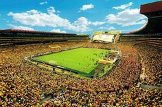 "Barcelona Sporting Club Soccer Stadium ""Monumental Isidro Romero Carbo"" | Guayaquil, Ecuador"