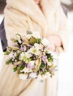 Braun photography. Winter bouquet