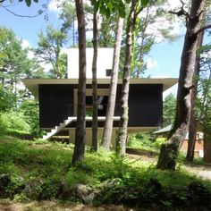 #architecture : House in Fujizakura by Case Design Studio in Japan