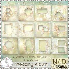 свадебный альбом скрап - Поиск в Google
