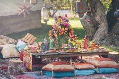 Ideas para una boda inspirada en Marruecos ¡Te encantará! Image: 21