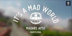 MARTIRIO skateboards: MADARS APSE / IT'S A MAD WORLD / BARCELONA #skate #barcelona #madarsapse