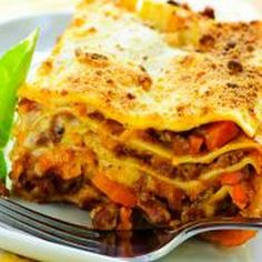 Robert Irvine's Blackened Salmon Lasagna