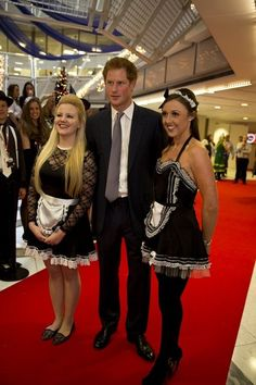 Prince Harry Photos: ICAP Charity Day