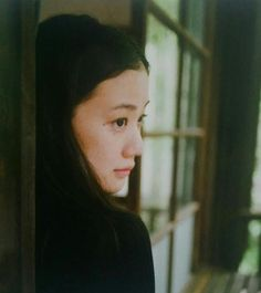 Brown Aesthetic, Aesthetic Gif, Pretty Asian Girl, Portraits, Japan Girl, Film Photography, Movie Stars, Yu Aoi, Celebs