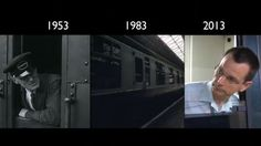 Sixty years ago, the BBC filmed a time lapse of the train journey from London to Brighton. They did it again thirty years later in 1983 and again in 2013. It's crazy to see how things change over time! What will it look like in 2043?