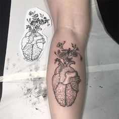 "4,740 Likes, 31 Comments - Anna Neudecker (@labigotta) on Instagram: ""Grazie Valentina. #tattoo #tattoos #blackwork #blackworkers_tattoo #blackworkerssubmission…"""