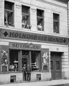 1900 körül. Dohány utca 64.