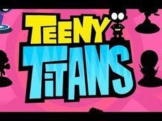 TEENY TITANS Android / iOS Gameplay