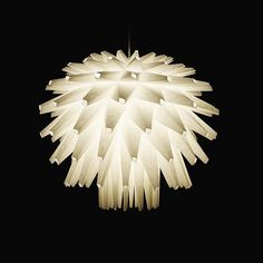 Anemoi light art is produced with incredibly lightweight material and is made to mimic the movements of sea anemone. Light Art, Light And Shadow, Light Decorations, Awards, Chandelier, Table Lamp, Ceiling Lights, Lighting, Pattern