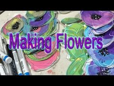 Making Flowers Inspired By JBLdy and Shemi Dixon