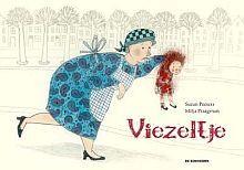 Viezeltje   Mevrouw Stoffel is druk in de weer. ze boent en schrobt tot het huis blinkt. Maar dan ontdekt ze buiten in de vuilnisbak een meisje...