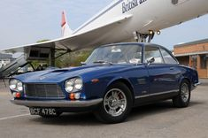 Gordon Keeble GT