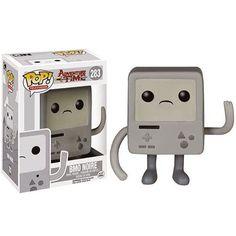 Adventure Time BMO Noire Pop! Vinyl Figure #Funko #FunkoPop #PopVinyl #PopVinyls