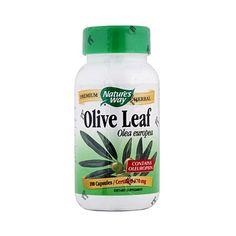 Nature's way olive leaf ekstrakt ot lista na maslina