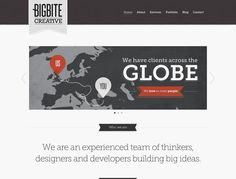 Examples of Ribbons Web Design