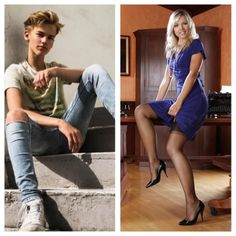 Female Transformation, Women, Style, Fashion, Identity, Swag, Moda, Fashion Styles, Fashion Illustrations