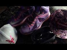 "Fresh Rep Review (Lebron 10 ""Area 72's"" X Jordan 13 ""He Got Games"" X Ext..."