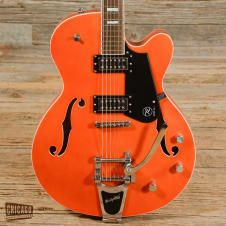 Reverend Pete Anderson PA-1 RT Signature Satin Rock Orange (s292)