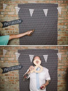 DIY: Photo booth fun for every wedding!