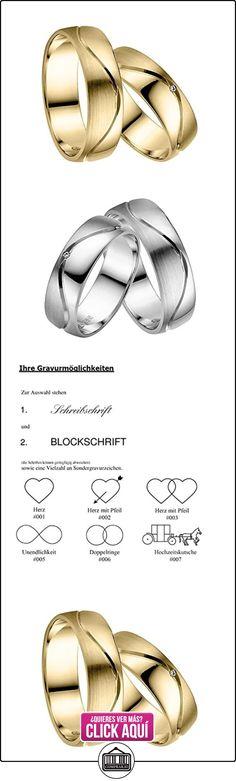 Rauschmayer un par de anillos boda Easy Pair 06288, Legierung:585/- oro amarillo  ✿ Joyas para hombres especiales - lujo ✿ ▬► Ver oferta: https://comprar.io/goto/B0117HNNXK