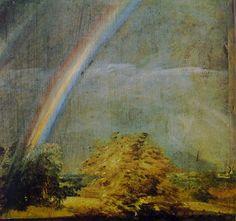 telas paisagens arco iris - Pesquisa Google