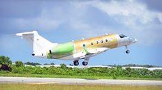 Os EUA é o maior mercado dos jatos executivos da Embraer, com 70% da demanda (Embraer)