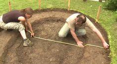 Aprende paso a paso en este video cómo instalar un estanque en el jardín de tu…