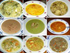 čo a ako pri varení polievok. Czech Recipes, Ethnic Recipes, Soup Recipes, Cooking Recipes, Modern Food, Lunch Snacks, What To Cook, Food 52, International Recipes