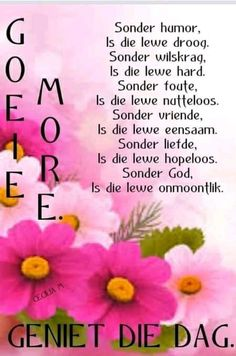 Morning Blessings, Good Morning Wishes, Goeie Nag, Goeie More, Afrikaans Quotes, Beautiful Prayers, Granny Square Crochet Pattern, Baby Quotes, Prayer Quotes