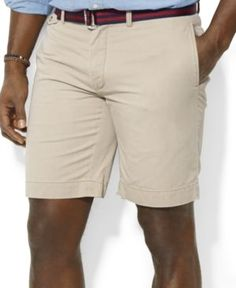 polo stretch classic fit shorts navy shorts