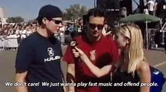 Blink-182 is and will always be one of my favorite bands. Forever.
