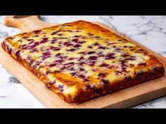 Nu va mai fi gris in magazine, dupa ce toti vor descoperi aceasta reteta. | SavurosTV - YouTube Best Pastry Recipe, Pastry Recipes, Baking Recipes, Cake Recipes, Dessert Recipes, Food Cakes, Kefir, Bolo Diet, Diet Cake