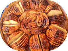 tarta-flor-manzana