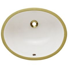 MR Direct Bisque Porcelain Undermount Oval Bathroom Sink with Overflow Drain at Lowe's. The UPS-Bisque porcelain under mount sink is made from true vitreous China which is triple glazed and triple fired to ensure your sink is durable and Undermount Bathroom Sink, Faucet, Bathroom Sinks, Bathroom Goals, Bathroom Trends, Bathroom Interior, Bathroom Ideas, Porcelain Sink, White Porcelain