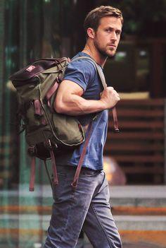 Ryan Gosling. Yummy