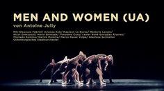 MEN AND WOMEN - Oldenburgisches Staatstheater  MEN AND WOMEN Uraufführung Ballett von Antoine Jully Premiere: 12.03.2017 http://ift.tt/2mt8kIy Men and Women  Männer und Frauen  Tänzer und Tänzerinnen. Das Beziehungsgebilde zwischen Menschen ist ein vielschichtiges und komplexes Geflecht bereits Oscar Wilde sprach wenn auch etwas drastisch formuliert aus: Zwischen Männern und Frauen ist keine Freundschaft möglich. Da gibt es nur Leidenschaften: Feindschaft Anbetung Liebe  aber keine…